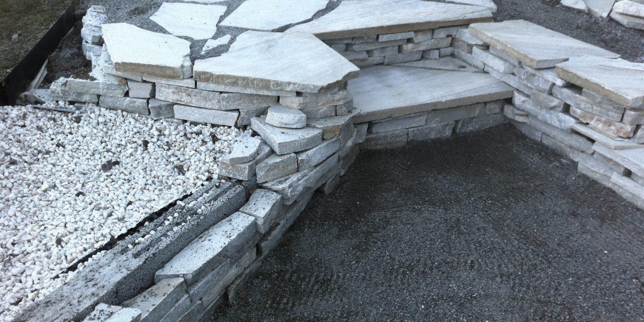 Pihasuunnittelua osa 3. Perusteet ja kivetykset kuntoon