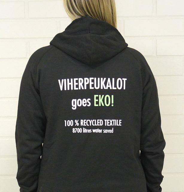 Viherpeukalot goes EKO!